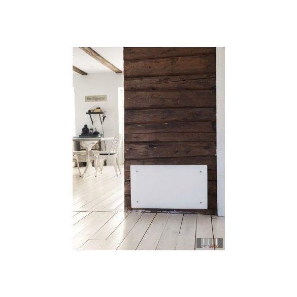 ADAX CLEA L 08 KWT - 800W Fehér WIFI energiatakarékos fűtőpanel+ajándék Energizer elem 5 év teljes körű garanciával