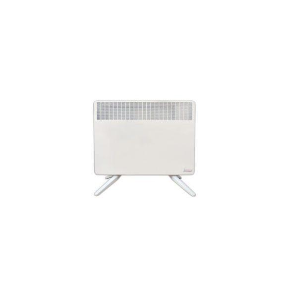 Atlantic Bonjour ERP 1500 W Álló, mobil elektromos fűtőtest, fűtőpanel + ajándék mérőszalag