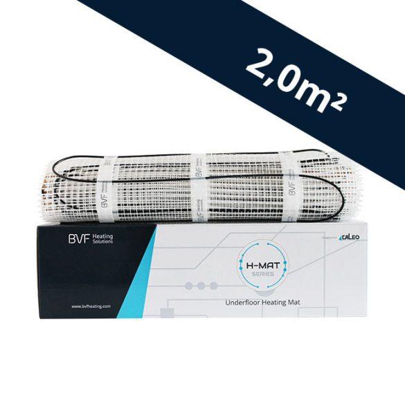 BVF H-MAT beépíthető fűtőszőnyeg 150 watt/m² - 2,0 m² (HMAT150020)