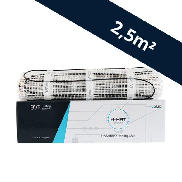 BVF H-MAT beépíthető fűtőszőnyeg 150 watt/m² - 2,5 m² (HMAT150025)
