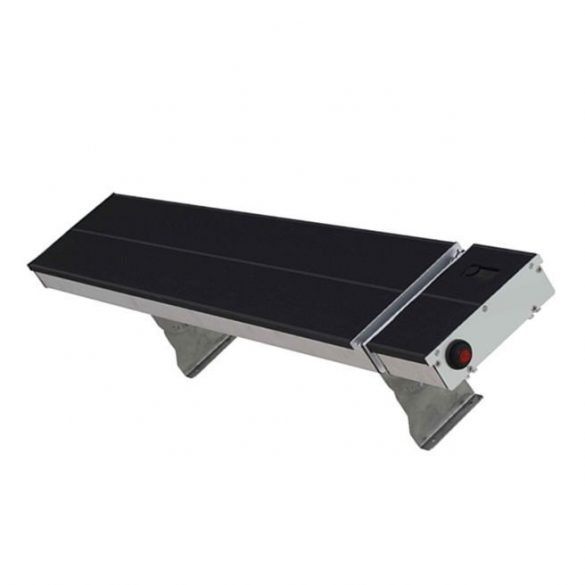 BVF R-10 infra sötétsugárzó- 1300W/2600W (RHR1026)
