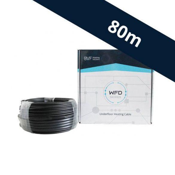 BVF WFD 10W/m beépíthető fűtőkábel - 80 m (WFD100800)