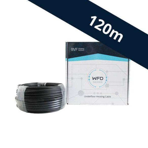 BVF WFD 10W/m beépíthető fűtőkábel - 120 m (WFD101200)