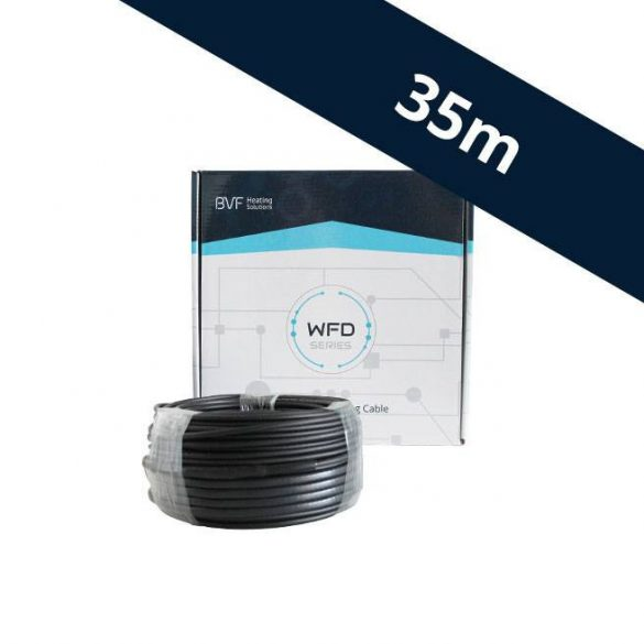 BVF WFD 20W/m beépíthető fűtőkábel - 35 m (WFD200700)