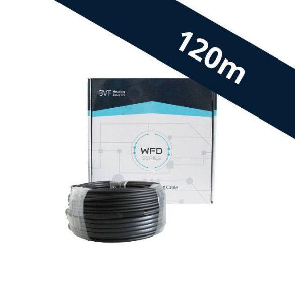 BVF WFD 20W/m beépíthető fűtőkábel - 120 m (WFD202400)