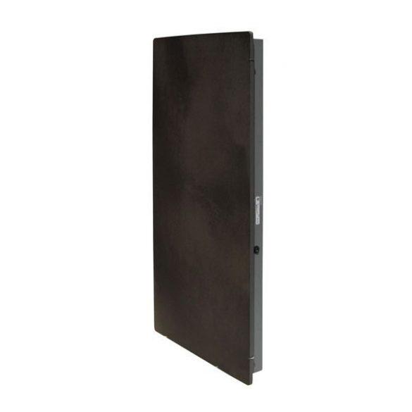 Climastar Smart álló 1000 W fekete pala színű energiatakarékos fűtőpanel + ajándék mérőszalag 5 év teljes körű garanciával