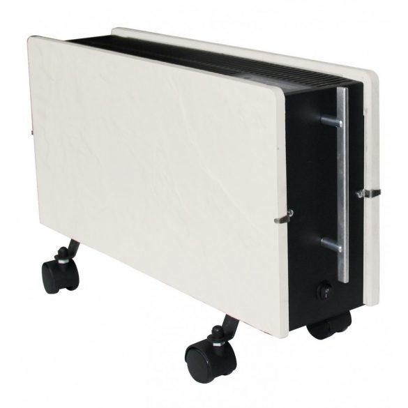 Climastar Optimus 1600 W fehér kasmír színű energiatakarékos fűtőpanel + ajándék mérőszalag 5 év teljes körű garanciával