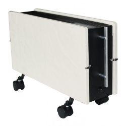 Climastar Optimus 1600 W fehér pala színű energiatakarékos fűtőpanel + ajándék mérőszalag 5 év teljes körű garanciával