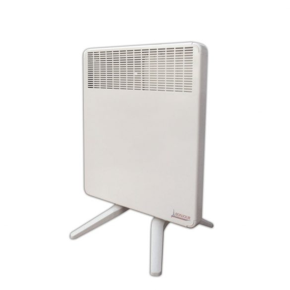 Thermor Bonjour ERP 500 W Álló, mobil elektromos fűtőtest, fűtőpanel + ajándék mérőszalag