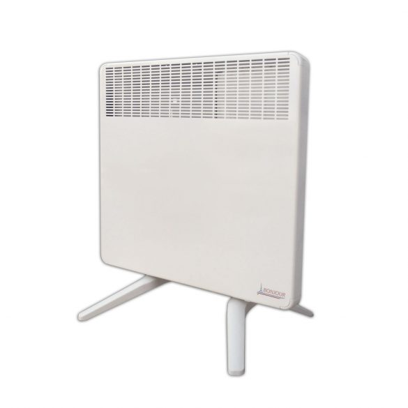Thermor Bonjour ERP 1000 W Álló, mobil elektromos fűtőtest, fűtőpanel + ajándék mérőszalag