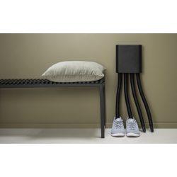 Adax cipőszárító gégecsöves – ST3D - fekete 238120 5 év teljes körű garanciával