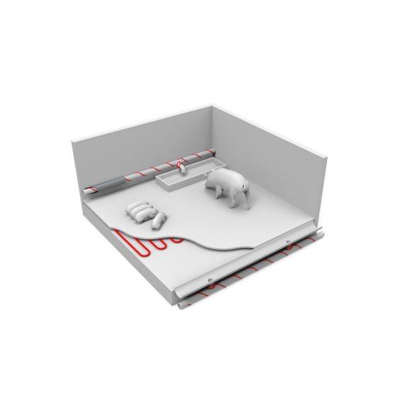 Elektromos önszabályozó fűtőkábel - Comfort Heat Pipeheat 10; 9 m, 230V 33761009