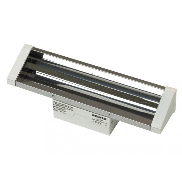 Elektromos infravörös hősugárzó - Adax VR 505 KB 500 W 591510 5 év teljes körű garanciával + ajándék mérőszalag