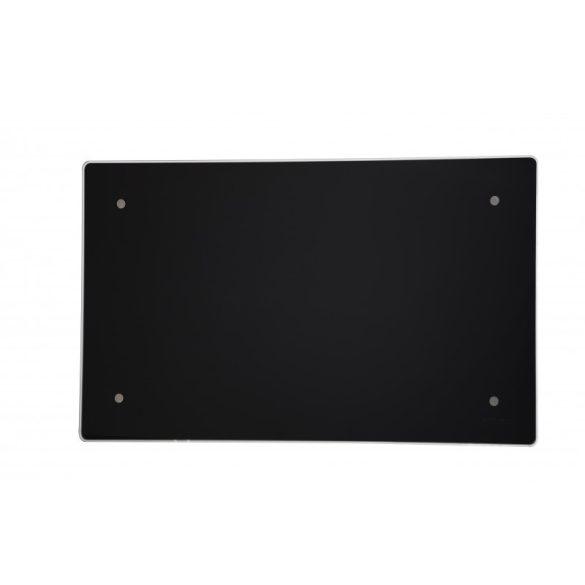Elektromos fűtőpanel - Adax CLEA CP fekete 600 W 832222 5 év teljes körű garanciával + ajándék mérőszalag