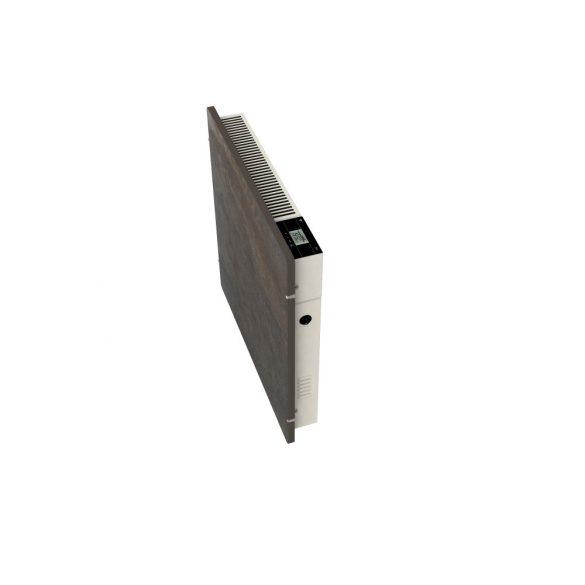 Elektromos kerámia hőtárolós fűtőpanel - Climastar Avant WiFi fekete pala 1000 W CS0111 5 év teljes körű garanciával + ajándék mérőszalag