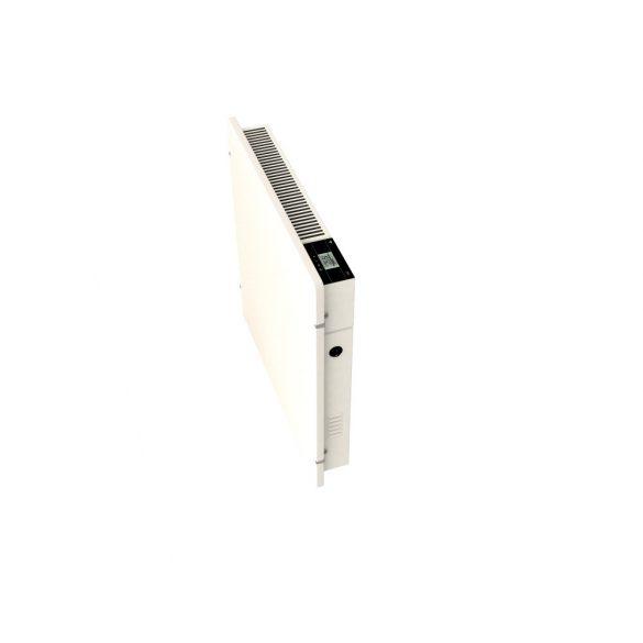 Elektromos kerámia hőtárolós fűtőpanel - Climastar Avant WiFi fehér kasmír 1000 W CS0112 5 év teljes körű garanciával + ajándék mérőszalag