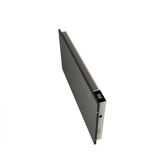 Elektromos kerámia hőtárolós fűtőpanel - Climastar Avant WiFi fekete pala 1500 W CS0114 5 év teljes körű garanciával + ajándék mérőszalag