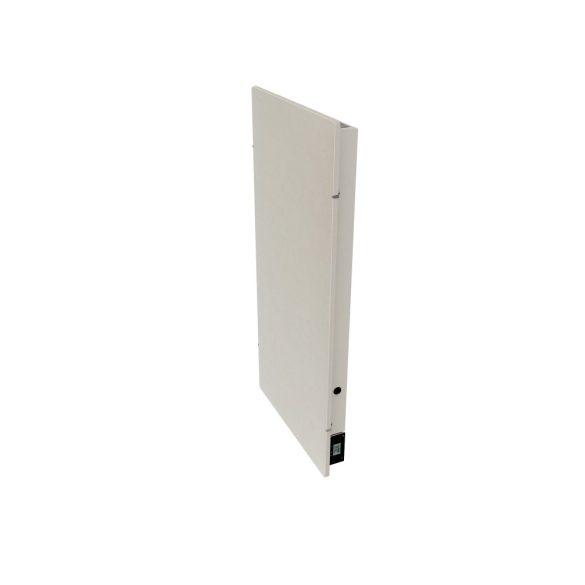 Elektromos kerámia hőtárolós fűtőpanel - Climastar Avant WiFi fehér kasmír álló 1300 W CS0124 5 év teljes körű garanciával + ajándék mérőszalag