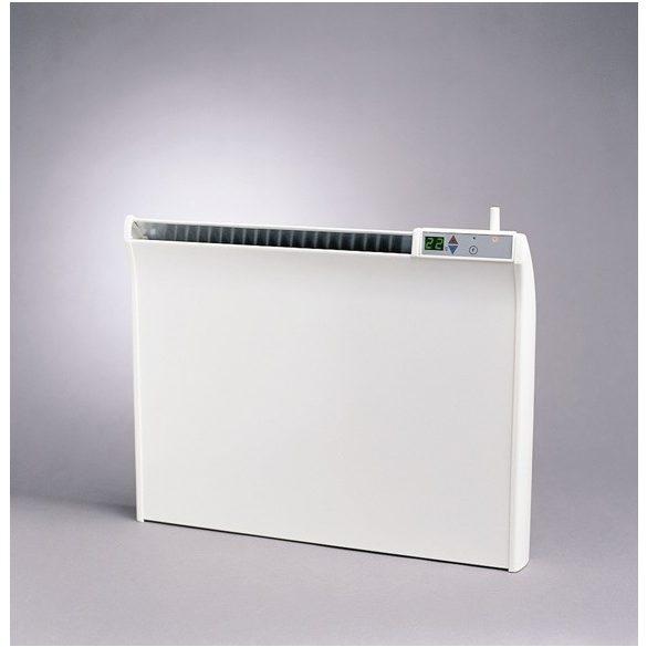 ADAX Glamox TPA 04 400 W Fehér energiatakarékos radiátor, elektromos fűtőpanel Programozható digitális termosztáttal 5 év teljes körű garanciával