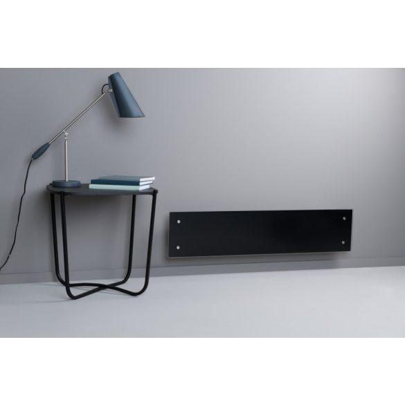 ADAX CLEA L 10 KWT - 1000W Fekete WIFI elektromos fűtőpanel, energiatakarékos radiátor Wifi termosztáttal + ajándék mérőszalag 5 év teljes körű garanciával