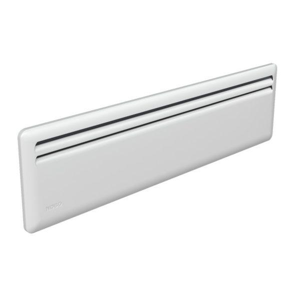 Nobo Fjord 1250 W 20 cm Fehér energiatakarékos radiátor, elektromos fűtőpanel Digitális termosztáttal