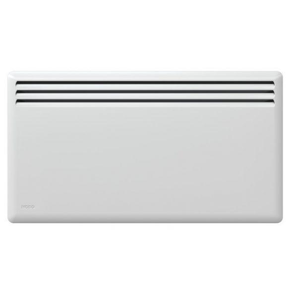 Nobo Fjord 1500 W 40 cm Fehér energiatakarékos radiátor, elektromos fűtőpanel Digitális termosztáttal