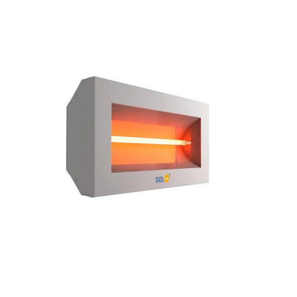 SolBee SBH 15 B halogén infrafűtés - fehér, 1500 W SBH 15B W