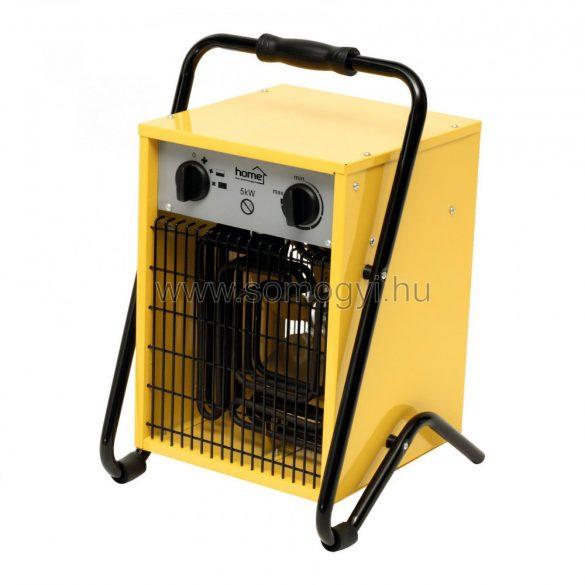HOME Hordozható ventilátoros fűtőtest, 5000 W, IPX4 FKI-50