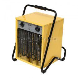 HOME Hordozható ventilátoros fűtőtest, 9000 W, IPX4 FKI-90