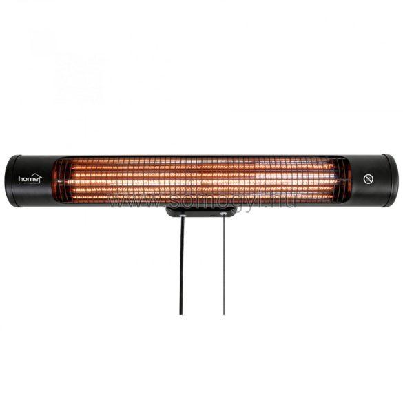 HOME Karbonszálas fali fűtőtest, 1200 W, IPX4 SOM-FK_25