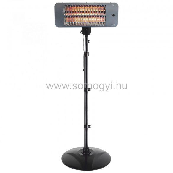 HOME Kvarccsöves kültéri fűtőtest, max. 2000W, IPX4 SOM-FK_272