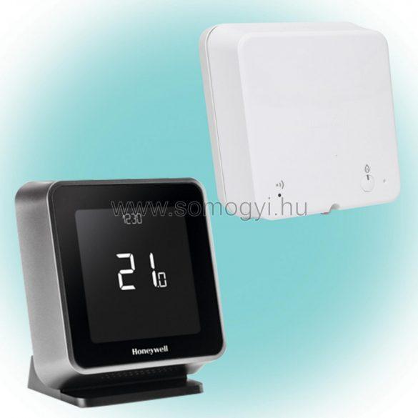 HONEYWELL LYRIC™ Wi-Fi T6R okostermosztát vezeték nélküli kapcsolattal Y6H910RW4055